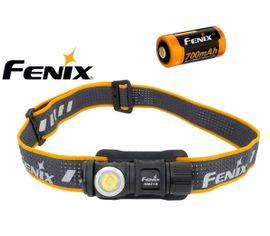 LED Čelovka Fenix HM51R RUBY, USB nabíjateľná