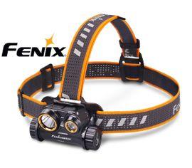LED Čelovka Fenix HM65R, USB-C nabíjateľná