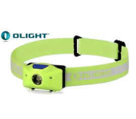 LED Čelovka Olight H05 ACTIVE - Zelená