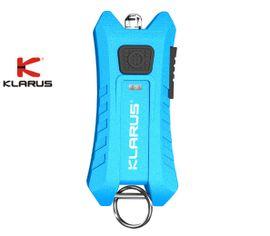 LED kľúčenka Klarus Mi2 - Modrá