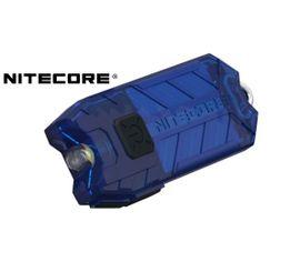 LED kľúčenka Nitecore TUBE - modrá