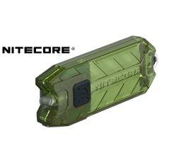 LED kľúčenka Nitecore TUBE - olivová