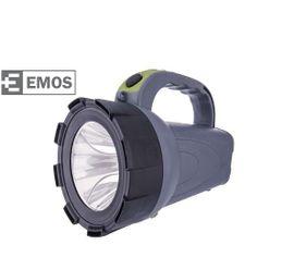 LED nabíjacie svietidlo EMOS 5W COB LED