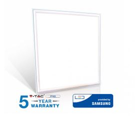 LED panel V-TAC 60x60cm, 45W, 3600lm, SAMSUNG CHIP štvorcový - 5 ROČNÁ ZÁRUKA!