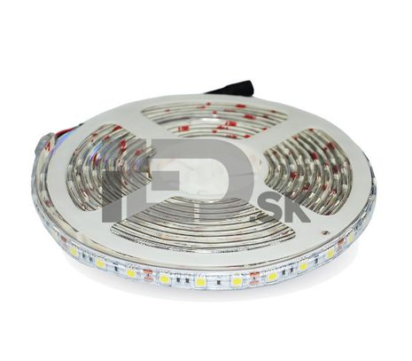 LED pás 3.6W/m 400lm/m 60LED/m IP65 zelená farba
