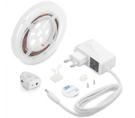 LED pás V-TAC 3W s pohybovým senzorom pod posteľ, 260lm, 30LED/m IP20, dĺžka 2m