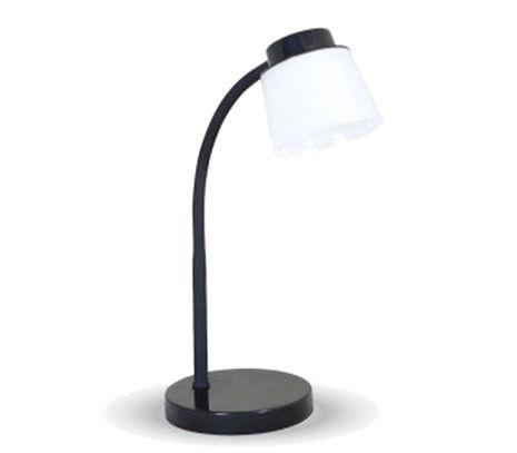 LED pracovná lampa 5W 360lm čierna