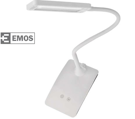LED pracovná lampa EMOS EDDY 6W 360lm, 3 farby bieleho svetla
