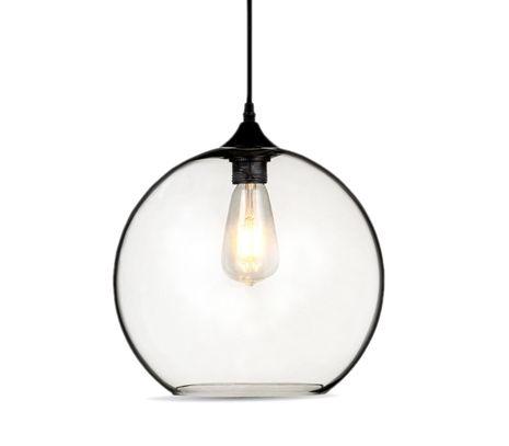 Stropné svietidlo transparentné