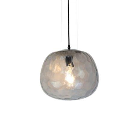 Stropné svietidlo transparentné Glass shape séria