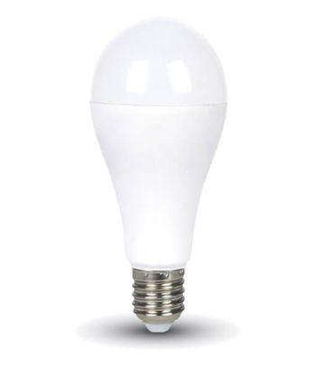 LED žiarovka E27 17W 1800lm A65