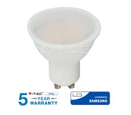 LED žiarovka GU10 8W 720lm 38° SAMSUNG CHIP - 5 ROČNÁ ZÁRUKA!