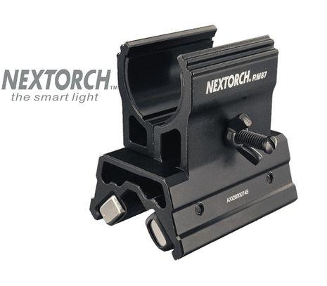 Magnetická montáž pre svietidlo na hlaveň Nextorch RM87