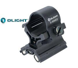 Magnetická montáž pre svietidlo na hlaveň Olight X-WM03