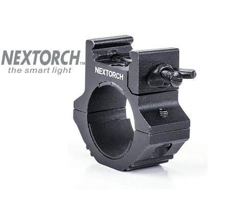 Montáž pre svietidlo na weaver Nextorch RM25S