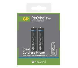 Nabíjacia batéria GP ReCyko+ Pro DECT AAA, 2 ks