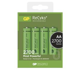 Nabíjacia batéria GP ReCyko+ 2700 AA, 4 ks