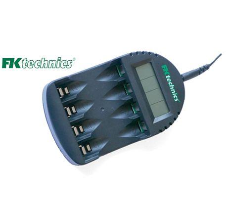 Nabíjačka FKtechnics BC-250 na 4x AA, AAA