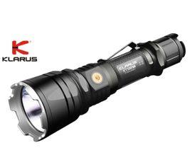 Nabíjateľná LED Baterka Klarus XT12GT USB