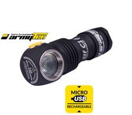 Nabíjateľná LED Čelovka Armytek Elf C1 XP-L USB nabíjateľná, Praktik Set
