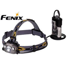 Nabíjateľná LED Čelovka Fenix HP30R + 2x Li-ion Fenix 18650 2600mAh