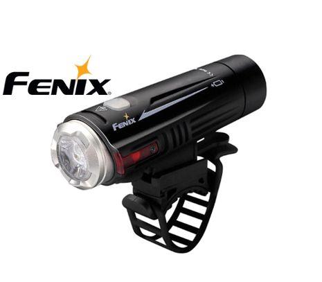 Nabíjateľné LED bicyklolé svietidlo Fenix BC21R