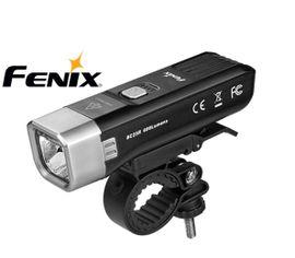 Nabíjateľné LED bicyklové svietidlo Fenix BC25R Praktik Set