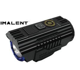 Nabíjateľné LED bicyklolé svietidlo Imalent BG10, Praktik Set