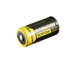 Nitecore RCR123A 650mAh Li-ion 3,7V chránený