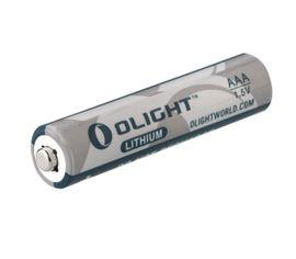 Olight AAA 1,5V Lítiová jednorázová batéria, 11xdlhšia výdrž