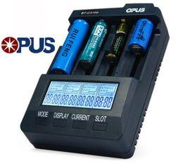 Opus BT-C3100 2.2 inteligentá rýchlonabíjačka a tester akumulátorov
