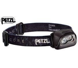 PETZL ACTIK Core Hybrid - Čierna