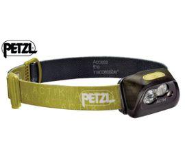 PETZL ACTIK Hybrid - Zelená