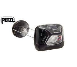 Petzl Zipka Hybrid - Čierna