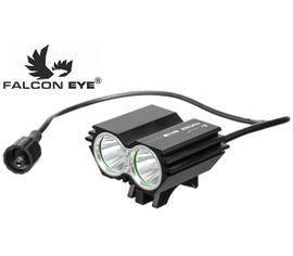 Predné svetlo na bicykel Falcon Eye Panther, Praktik Set