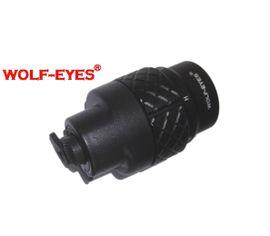 Profesionálny taktický duálny spínač Wolf-Eyes Pro 6HA