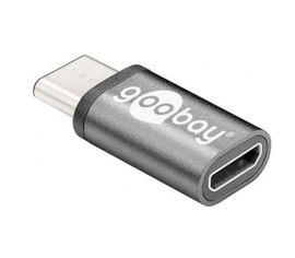 Redukcia Micro-USB na USB-C