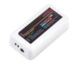 RGB+W prijímač MiLight 4-Zony 10A 120W, RF2,4G, Wi-Fi- pre RGB+W LED pás