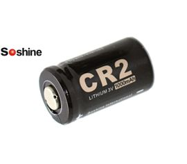 Soshine CR2 1000mAh 3V