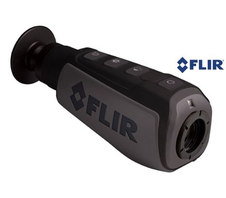 Termovízia FLIR LS-X