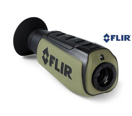 Termovízia FLIR SCOUT II 640