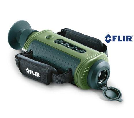 Termovízia FLIR SCOUT TS24 PRO + záznam na SD kartu