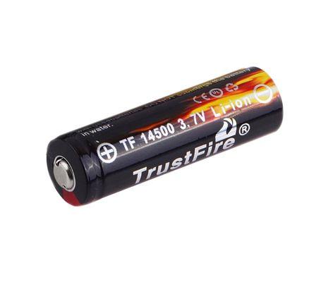TrustFire 14500 900 mAh 3,7V chránený