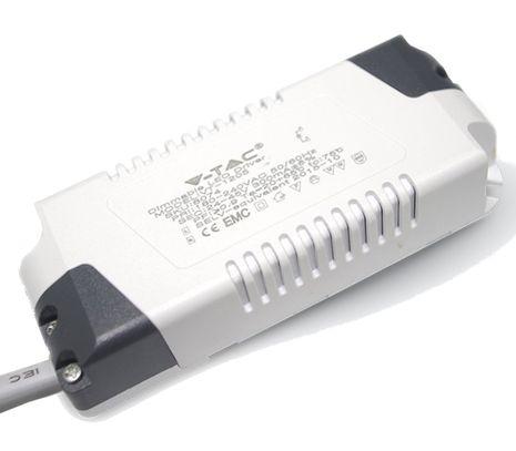 V-TAC napájací adaptér stmievateľný 12W, pre LED panely VT-1207 12W okrúhle a štvorcové