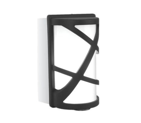 Vonkajšie svietidlo E27 matné čierne