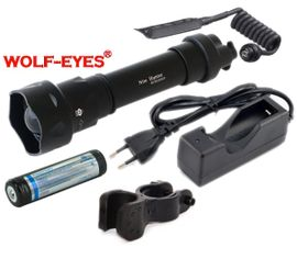 Wolf-Eyes Nite Hunter XP-L V5 v.2 Full Set