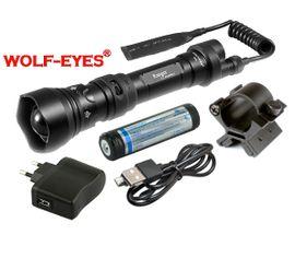Wolf-Eyes Ranger XP-L HI v2 2017, USB nabíjateľný - H. Full Set
