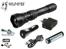 Nabíjateľná Wolf-Eyes Ranger XP-L HI V2, USB v.2017