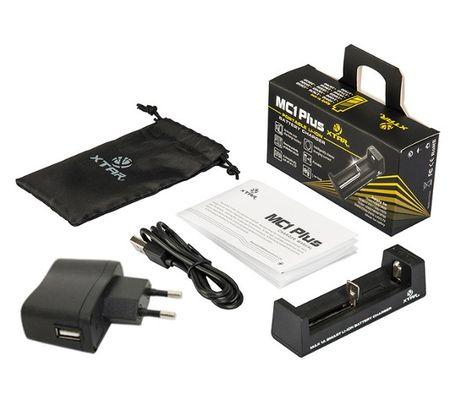 Xtar MC1 Plus USB, Univerzál + Adaptér 230V