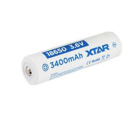 Xtar/Panasonic 18650 3400mAh 3,7V chránený